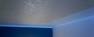 structuur plafondverf