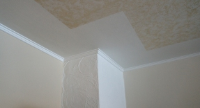 wickeltechnik plafond